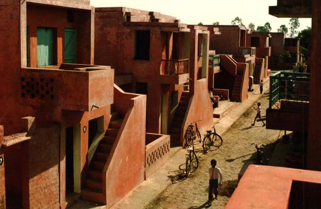 Aranya Low Cost Housing