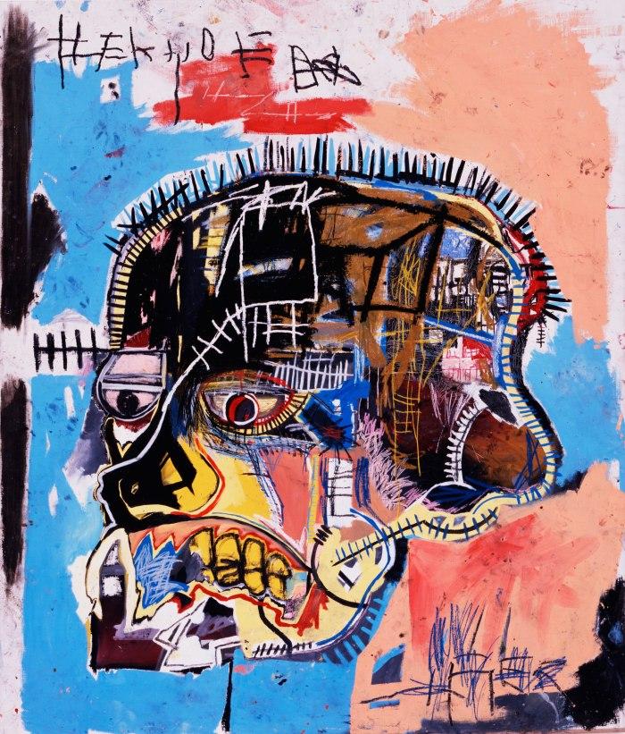 Untitled (Skull) (1981)