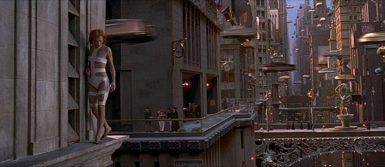 arquitetura e cinema - quinto elemento