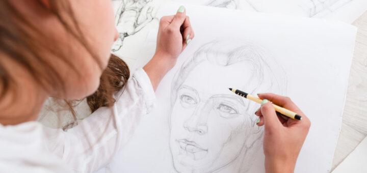 desenhar pessoas